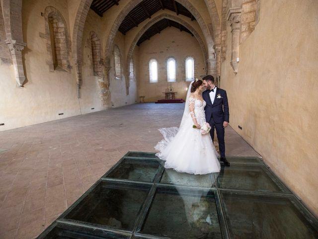 Il matrimonio di Azzurra e Gabriele a Priverno, Latina 89