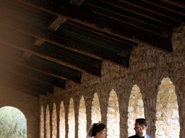 Il matrimonio di Azzurra e Gabriele a Priverno, Latina 91