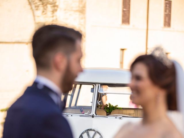 Il matrimonio di Azzurra e Gabriele a Priverno, Latina 98