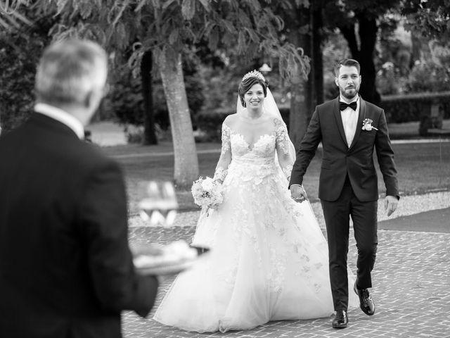 Il matrimonio di Azzurra e Gabriele a Priverno, Latina 107