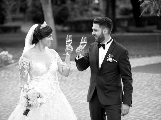 Il matrimonio di Azzurra e Gabriele a Priverno, Latina 108