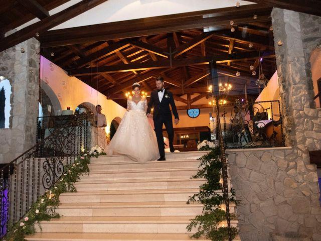 Il matrimonio di Azzurra e Gabriele a Priverno, Latina 123