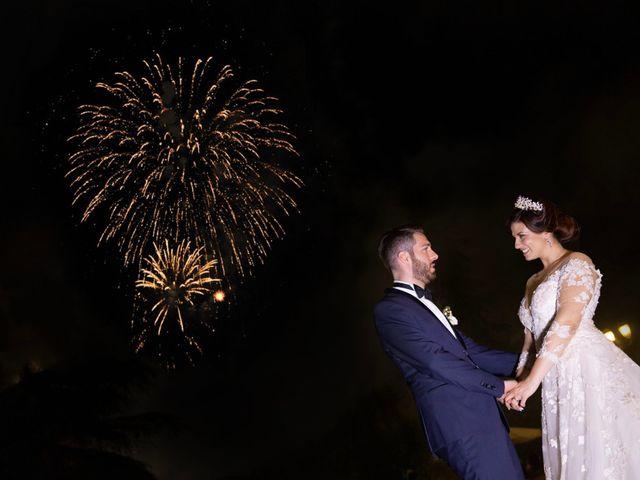 Il matrimonio di Azzurra e Gabriele a Priverno, Latina 127