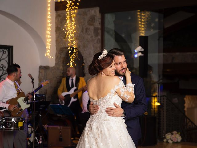 Il matrimonio di Azzurra e Gabriele a Priverno, Latina 130