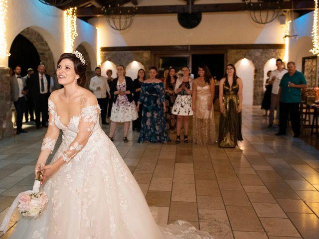 Il matrimonio di Azzurra e Gabriele a Priverno, Latina 132