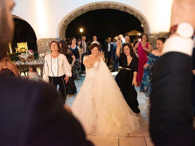 Il matrimonio di Azzurra e Gabriele a Priverno, Latina 133