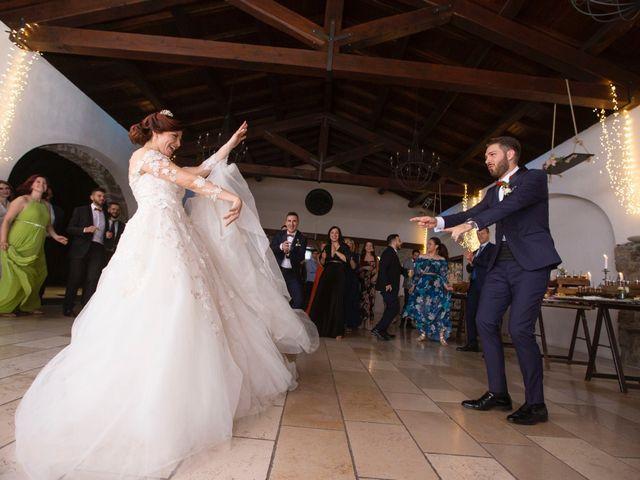 Il matrimonio di Azzurra e Gabriele a Priverno, Latina 137