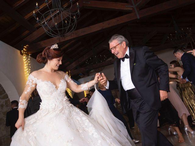 Il matrimonio di Azzurra e Gabriele a Priverno, Latina 139