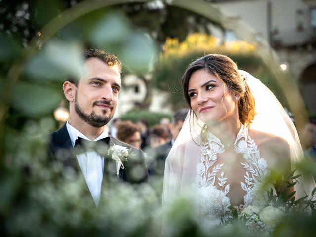 Le nozze di Pierre Aldo e Stefania