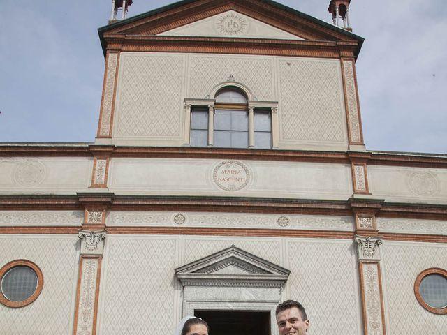Il matrimonio di Elisa e Yuri a Senago, Milano 6