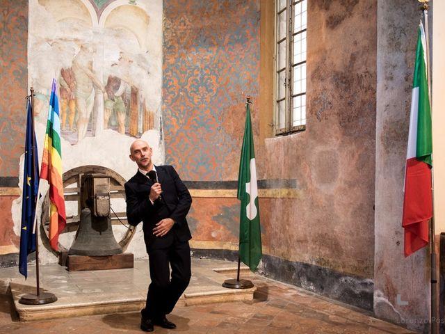 Il matrimonio di Michela e Elena a Sale Marasino, Brescia 4