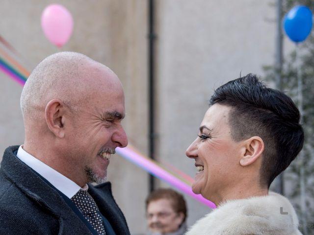 Il matrimonio di Michela e Elena a Sale Marasino, Brescia 6
