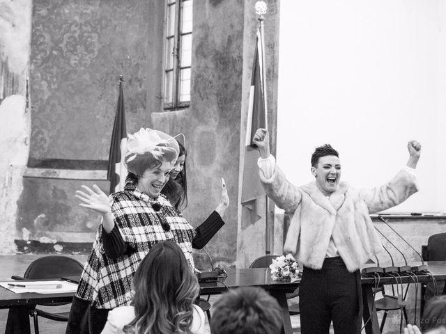 Il matrimonio di Michela e Elena a Sale Marasino, Brescia 1