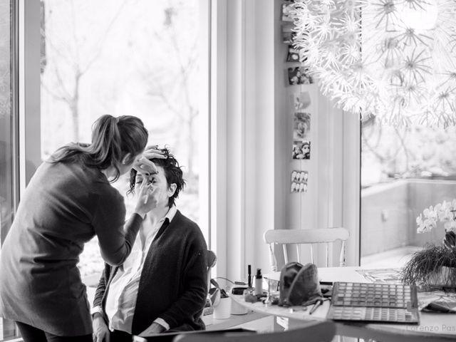 Il matrimonio di Michela e Elena a Sale Marasino, Brescia 20