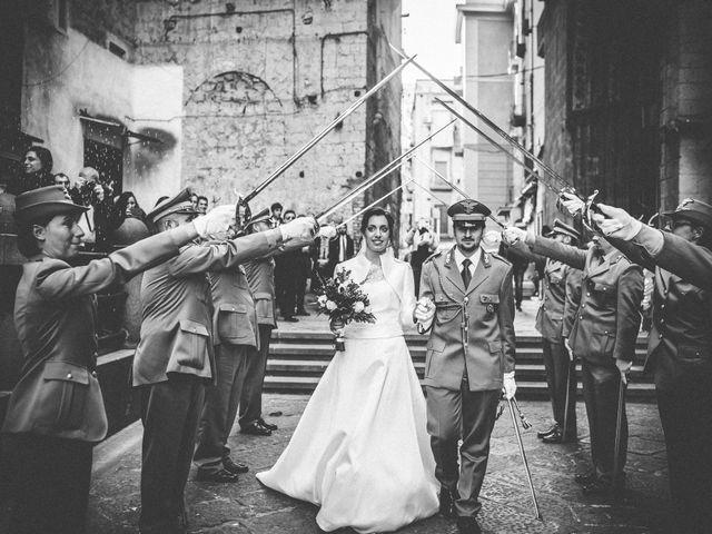 Il matrimonio di Gianfrancesco e Laura a Napoli, Napoli 53