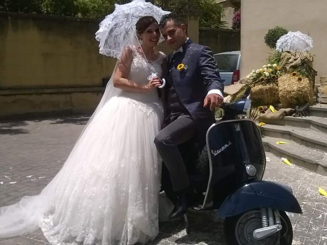 le nozze di Beatrice e Nino