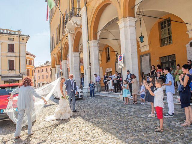 Il matrimonio di Corrado e Gloria a Cesena, Forlì-Cesena 12