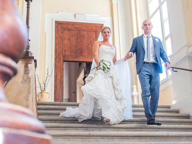 Il matrimonio di Corrado e Gloria a Cesena, Forlì-Cesena 23