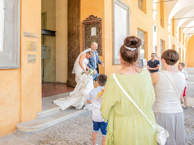 Il matrimonio di Corrado e Gloria a Cesena, Forlì-Cesena 25