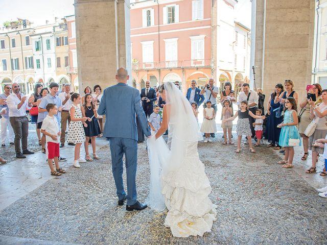 Il matrimonio di Corrado e Gloria a Cesena, Forlì-Cesena 26