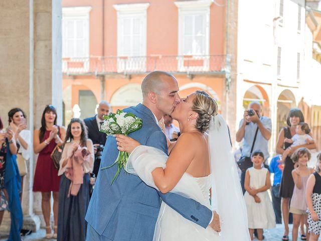 Il matrimonio di Corrado e Gloria a Cesena, Forlì-Cesena 27