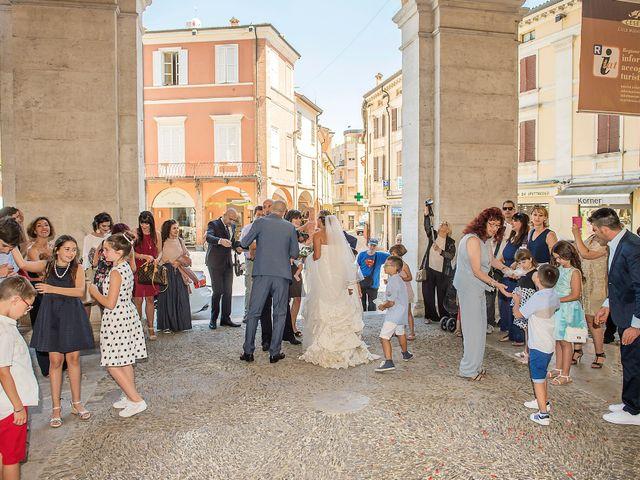 Il matrimonio di Corrado e Gloria a Cesena, Forlì-Cesena 29