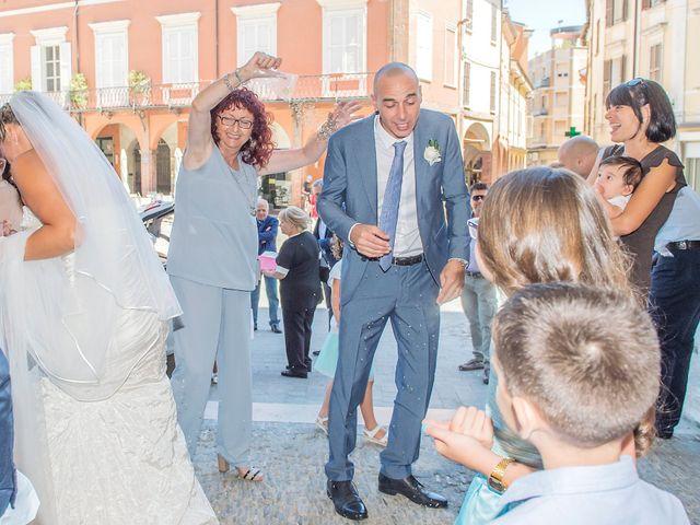 Il matrimonio di Corrado e Gloria a Cesena, Forlì-Cesena 30