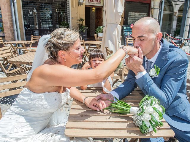 Il matrimonio di Corrado e Gloria a Cesena, Forlì-Cesena 36