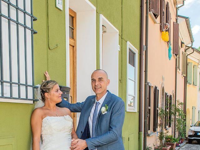 Il matrimonio di Corrado e Gloria a Cesena, Forlì-Cesena 40