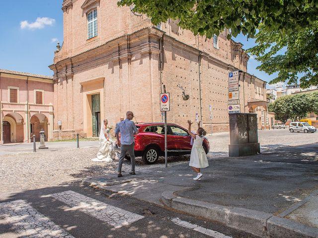 Il matrimonio di Corrado e Gloria a Cesena, Forlì-Cesena 44