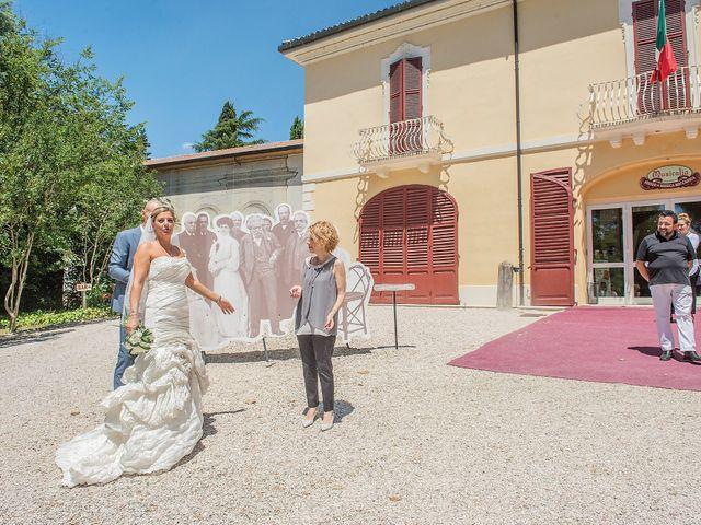 Il matrimonio di Corrado e Gloria a Cesena, Forlì-Cesena 46