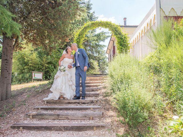 Il matrimonio di Corrado e Gloria a Cesena, Forlì-Cesena 48