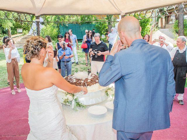 Il matrimonio di Corrado e Gloria a Cesena, Forlì-Cesena 70