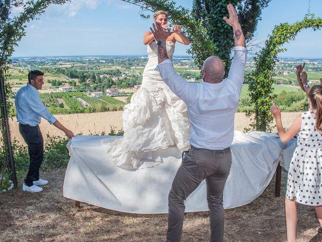 Il matrimonio di Corrado e Gloria a Cesena, Forlì-Cesena 83