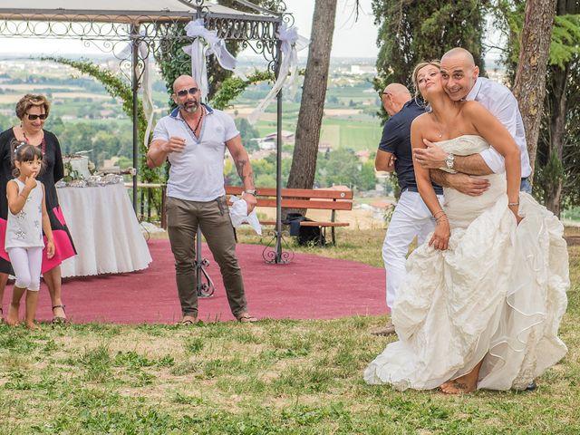 Il matrimonio di Corrado e Gloria a Cesena, Forlì-Cesena 88