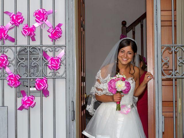 Il matrimonio di Damiano e Serena a Cesano Maderno, Monza e Brianza 2