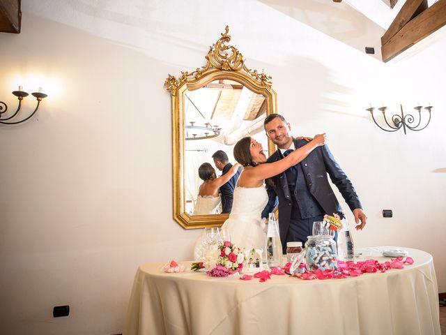 Il matrimonio di Damiano e Serena a Cesano Maderno, Monza e Brianza 17