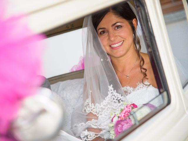 Il matrimonio di Damiano e Serena a Cesano Maderno, Monza e Brianza 18