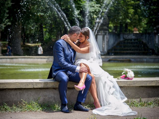 Il matrimonio di Damiano e Serena a Cesano Maderno, Monza e Brianza 20