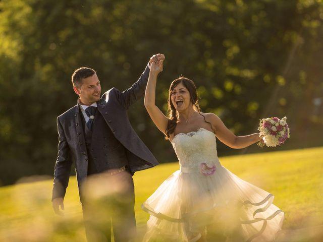 Il matrimonio di Damiano e Serena a Cesano Maderno, Monza e Brianza 24