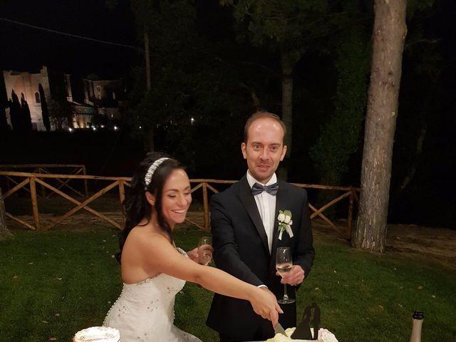 Il matrimonio di Andrea e Serena a Chiusdino, Siena 5