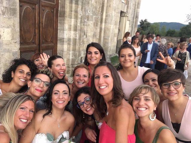 Il matrimonio di Andrea e Serena a Chiusdino, Siena 8