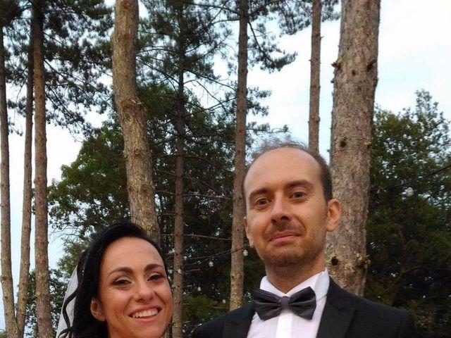 Il matrimonio di Andrea e Serena a Chiusdino, Siena 11