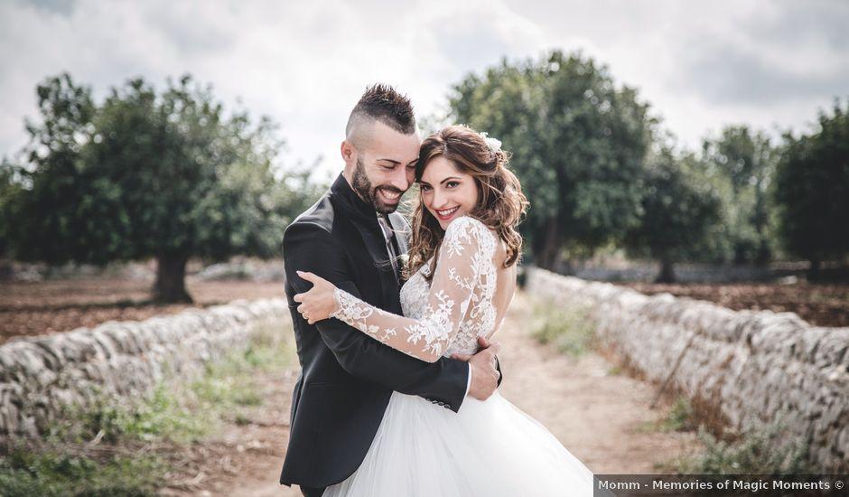 Il matrimonio di Gianfranco e Valentina a Comiso, Ragusa