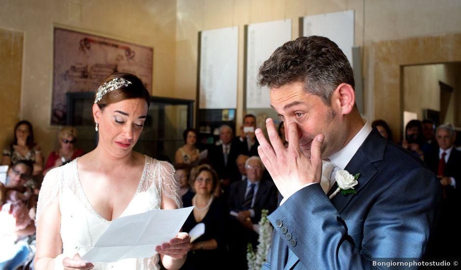 Il matrimonio di Marylou e Robert a Castellammare del Golfo, Trapani
