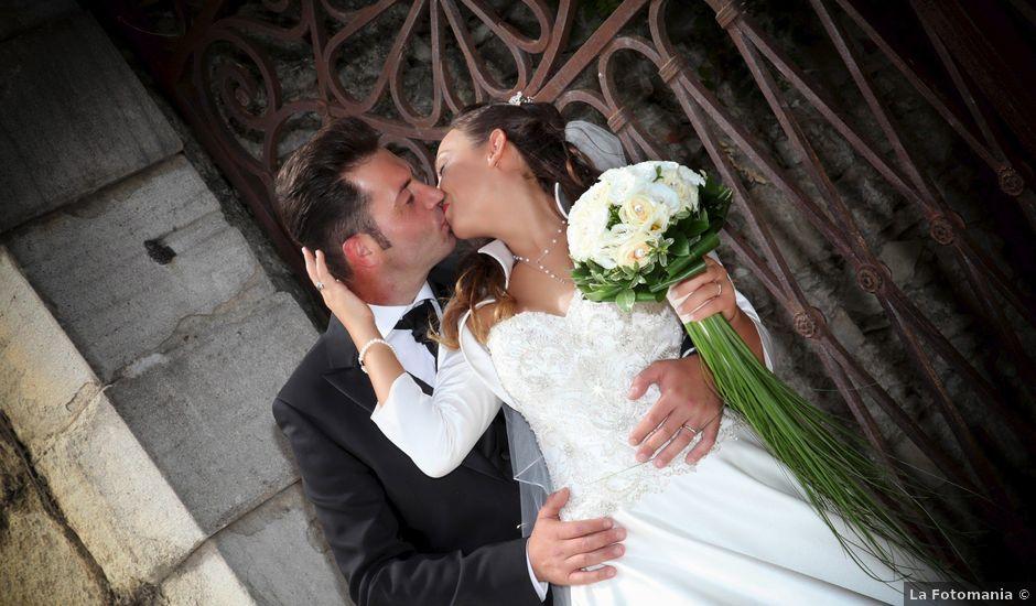 Il matrimonio di Angelo e Federica a Zungoli, Avellino