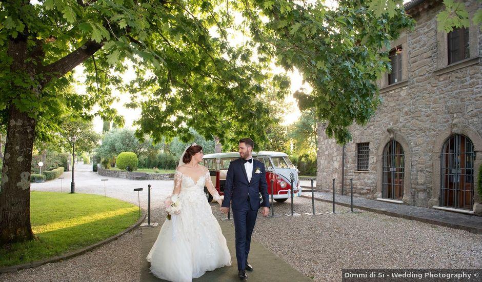 Il matrimonio di Azzurra e Gabriele a Priverno, Latina