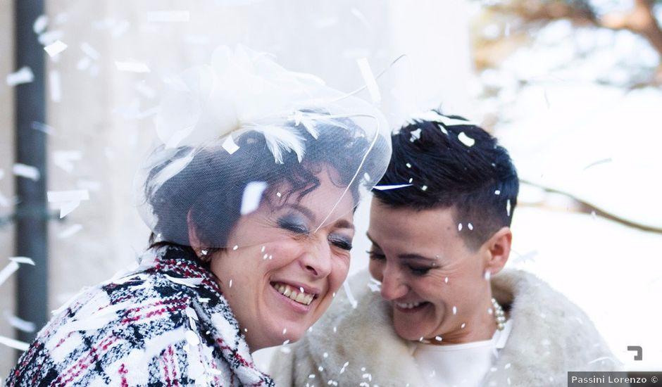 Il matrimonio di Michela e Elena a Sale Marasino, Brescia