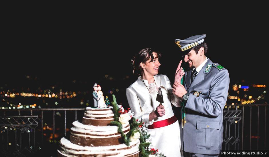Il matrimonio di Gianfrancesco e Laura a Napoli, Napoli