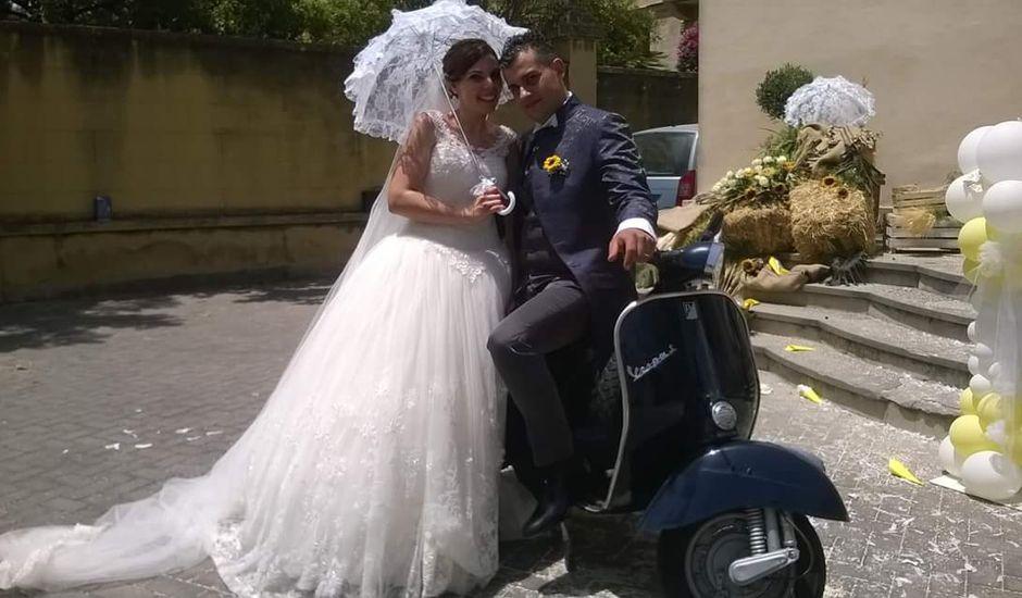 Il matrimonio di Nino e Beatrice a Terme Vigliatore, Messina